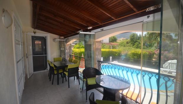 Dining Balcony