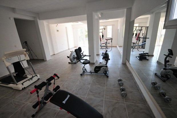 6. evergreen gym