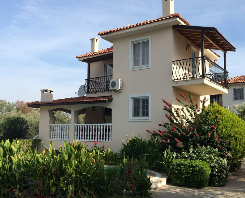 3 Storey Villa