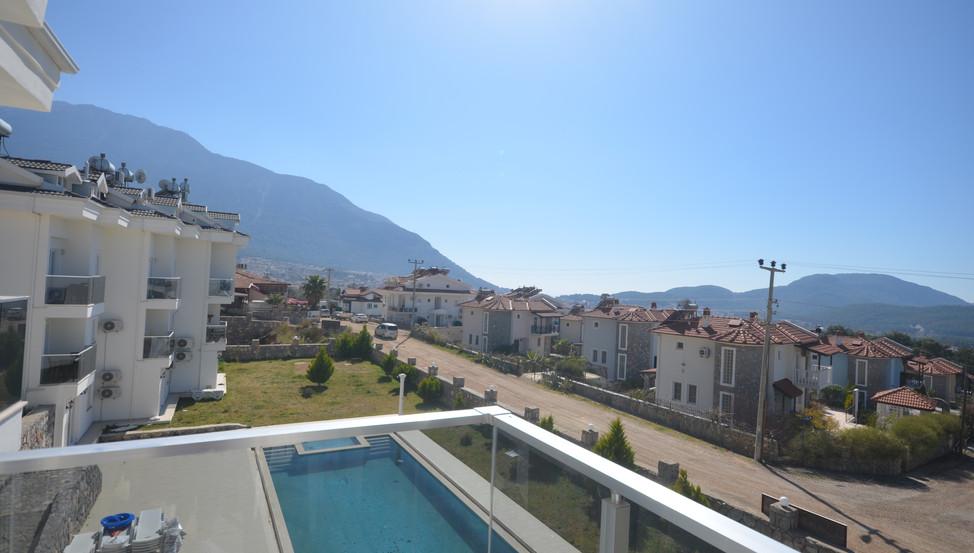 Lounge Balcony View
