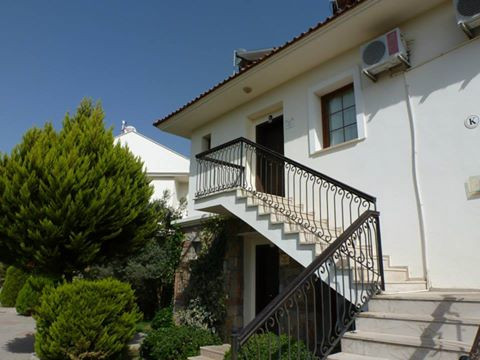 Rear Entrance Stairs
