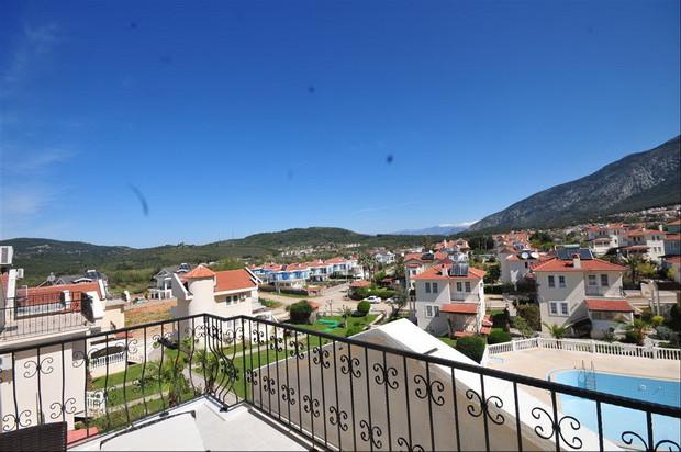 Terrace Views, Left Side