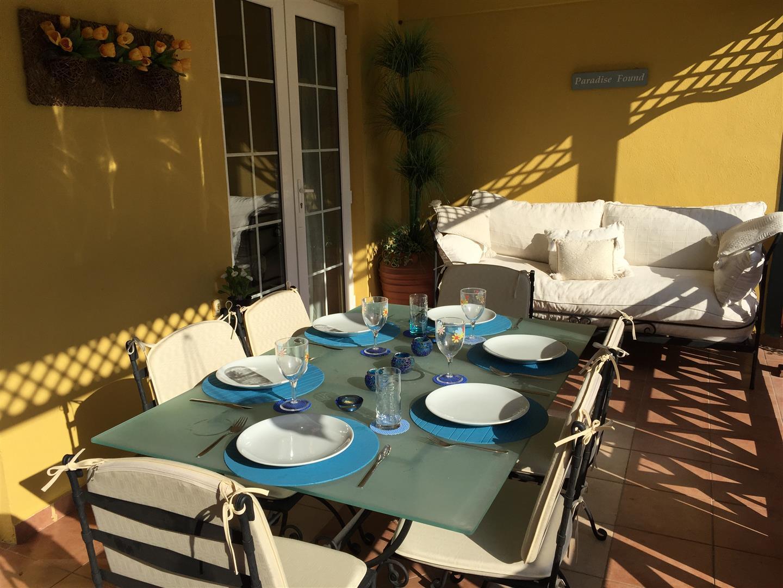 Terrace table 1
