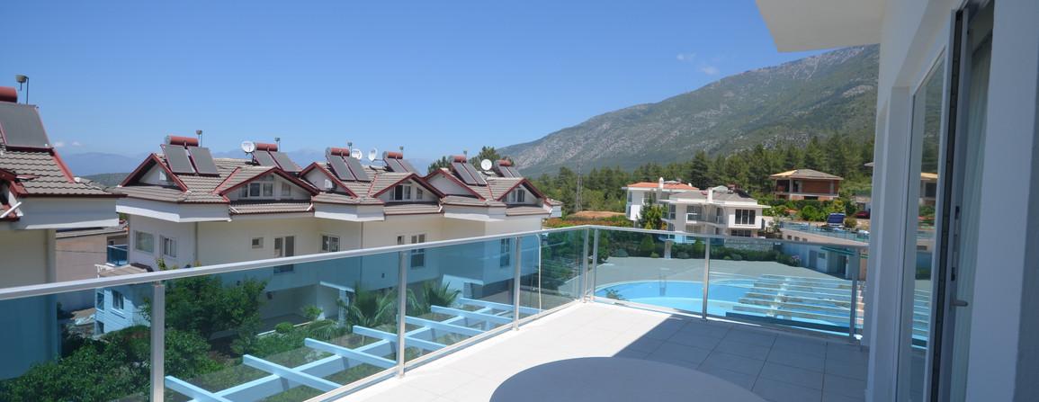Balcony terrace