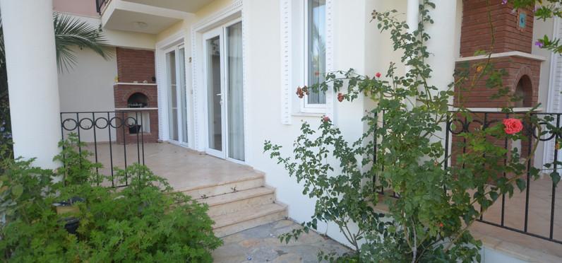 10. EXAMPLE ground floor terrace balcony