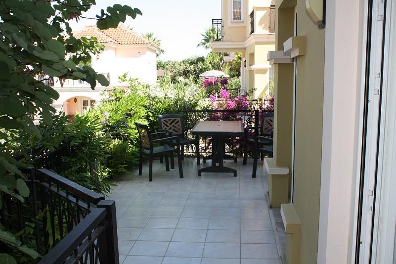Dining Terrace Balcony