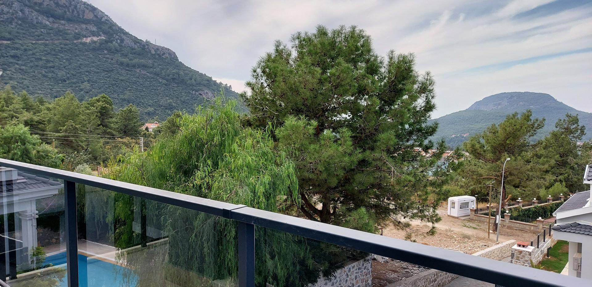 Balcony View from Bedroom Three