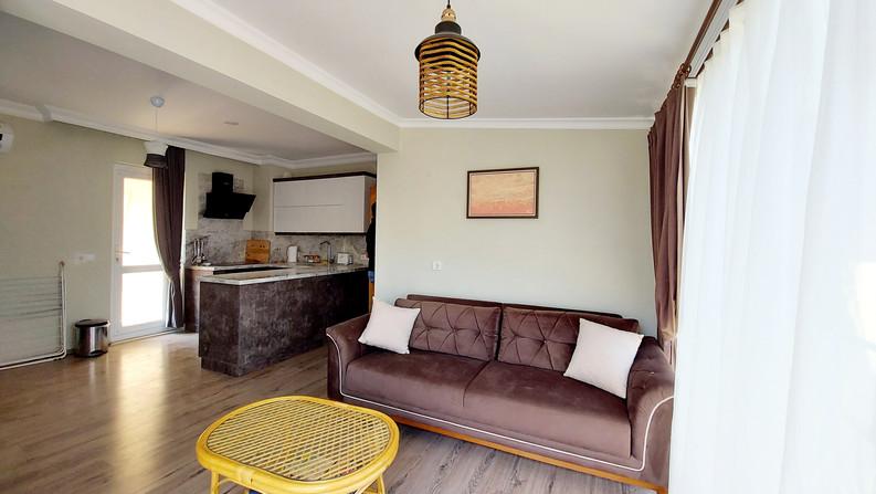 Lounge, Kitchen Adjacnt