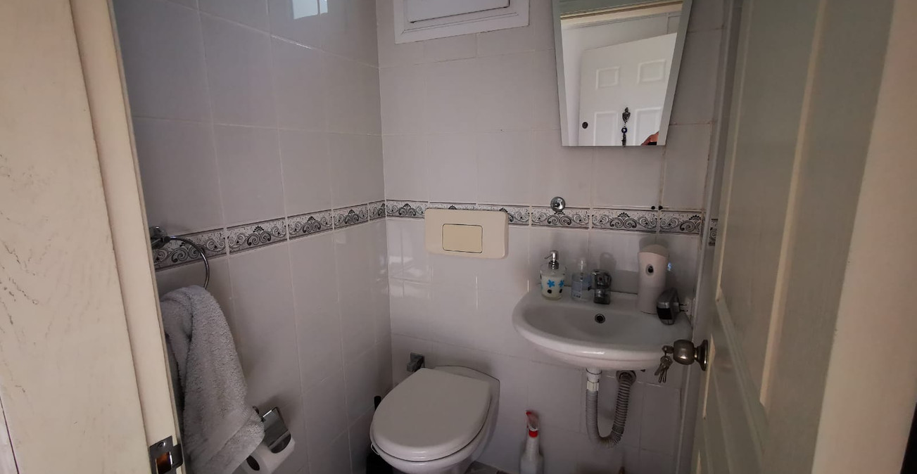 WC for convenience