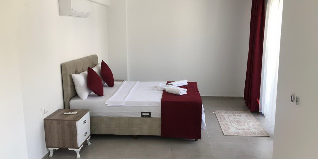 Example of Bedroom Furnished