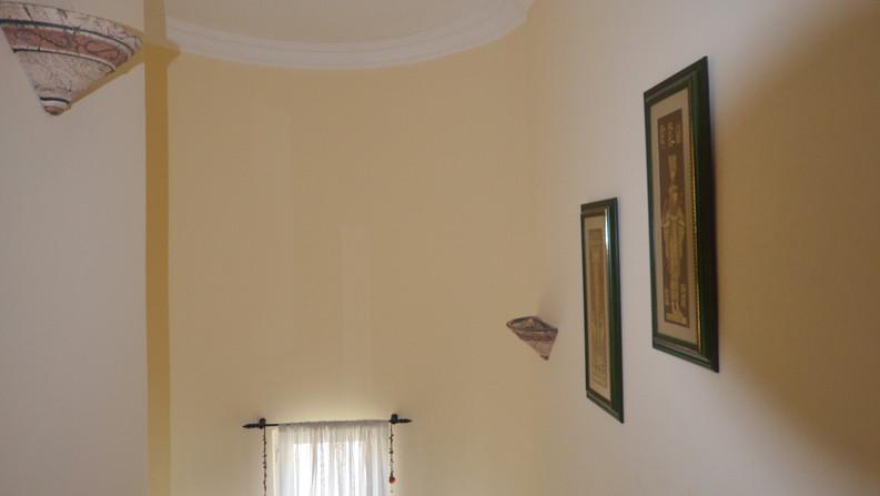 Upper Hallway/Marble Stairs