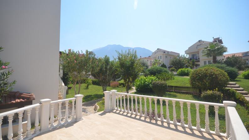 Private Sunbathing Terrace
