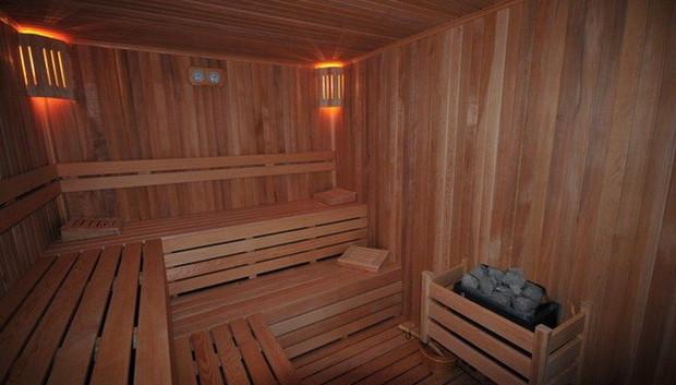 Onsite Residents Sauna