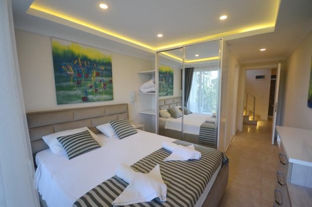 Bedroom Two, Ground Floor