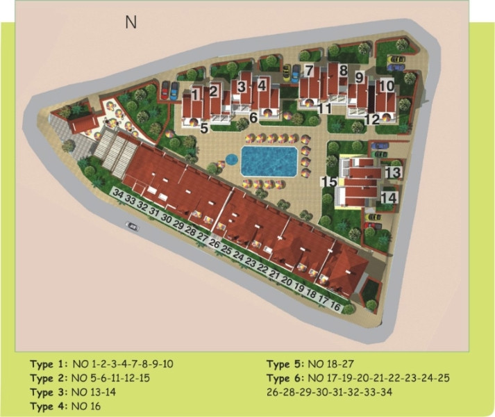 Lymra Site Plan