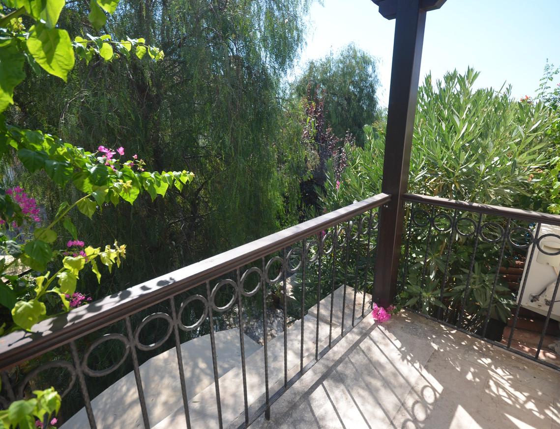 Side Balcony, Off Bedroom Two