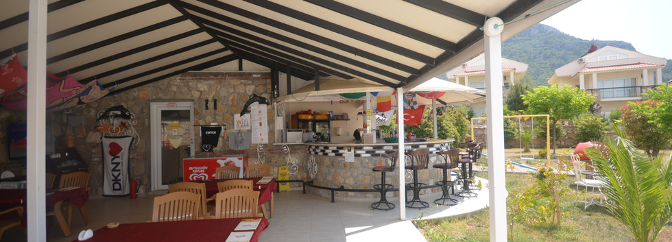 Onsite Bar for Residents