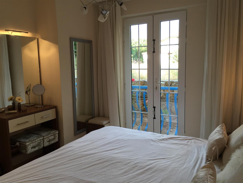 Bedroom  towards window