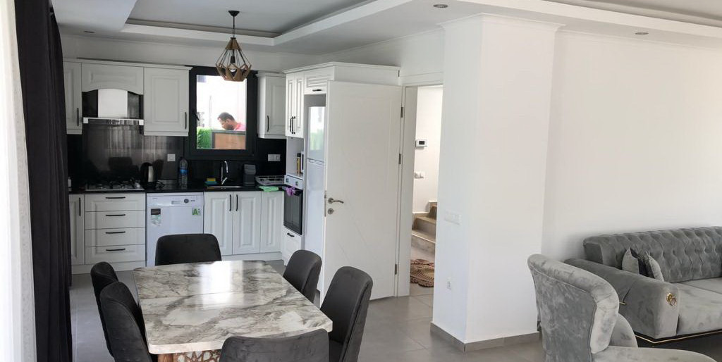 Example of Open Plan Living