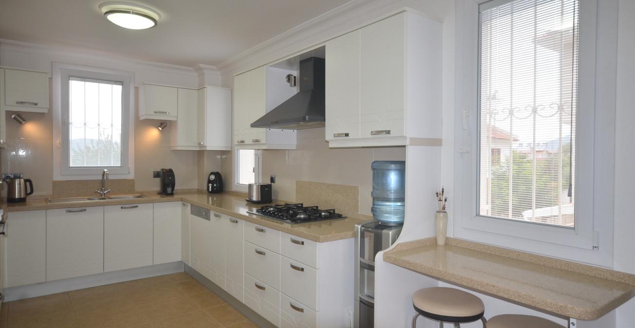 Modern, Well Planned Kitchen
