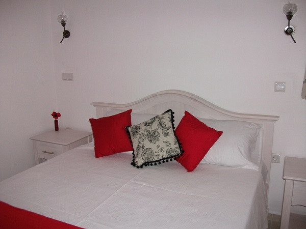 Bedroom Three, Lower Floor