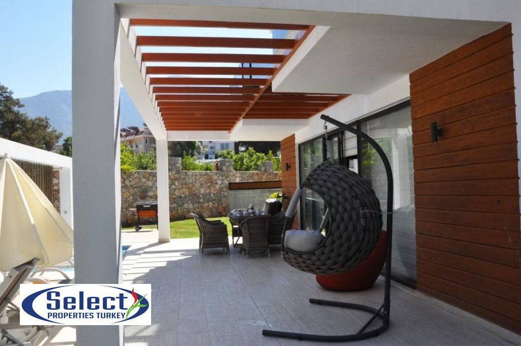 Balcony terrace off lounge