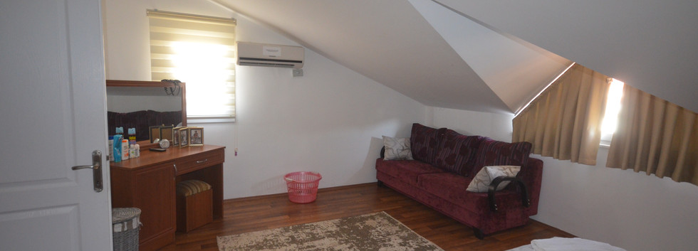 Bedroom One, Second Floor
