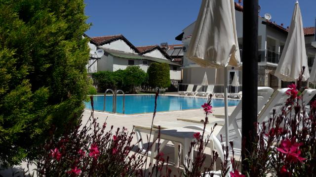 2. communal pool
