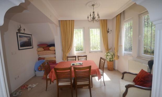 Dining Area (was originally a Bedroom)