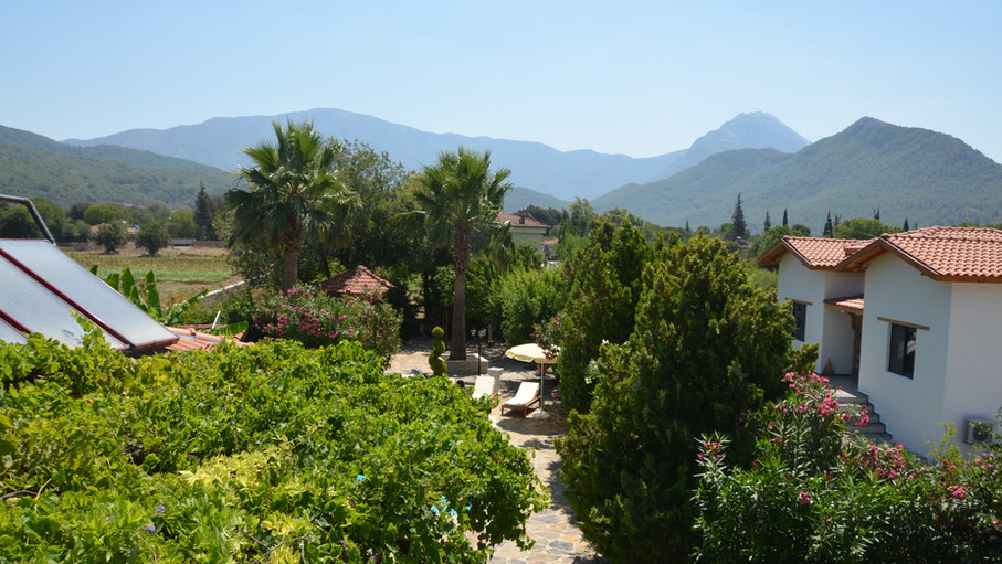 Bedroom Balcony Views
