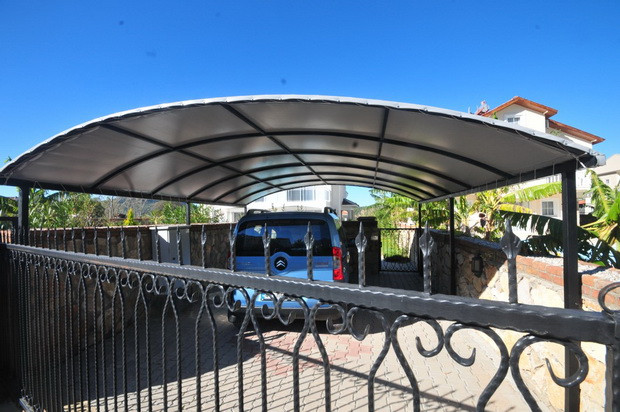 Carport/Gated