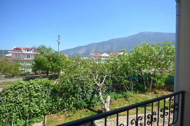 Rear Bedroom Balcony View