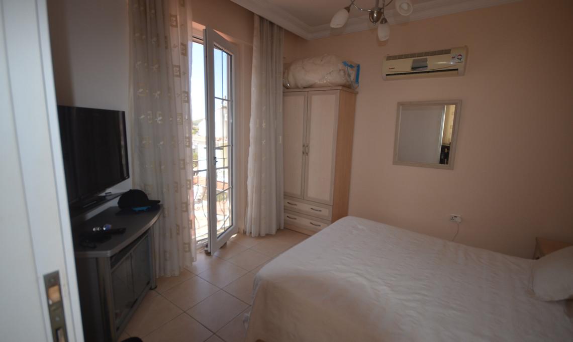 Bedroom One, Living Level