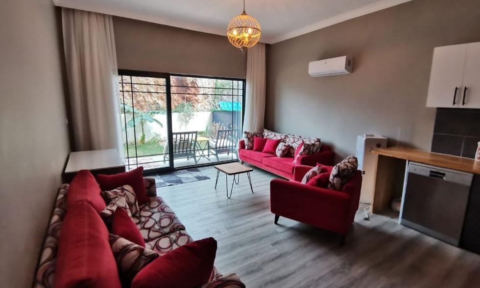 Modern Living Accommodation