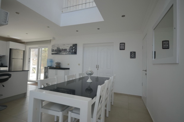 Dining Area with Kitchen Adjacent