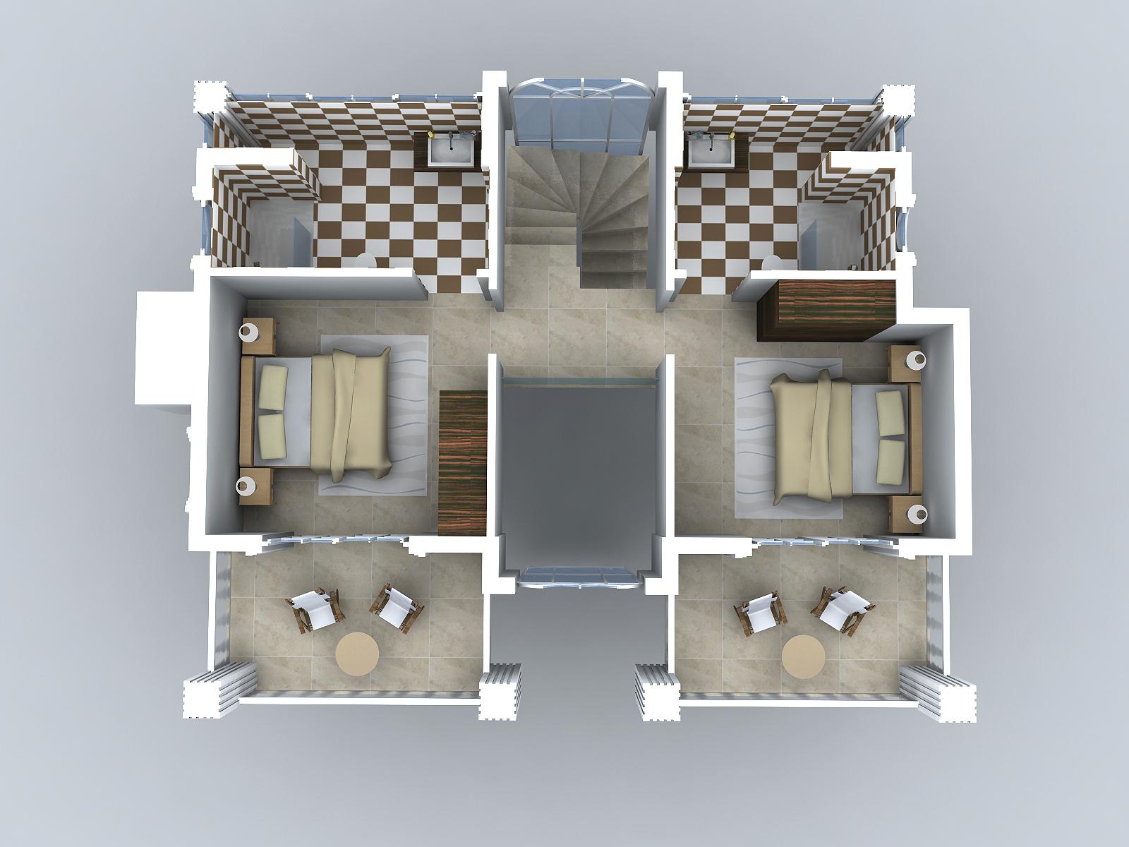 11. First Floor Plan