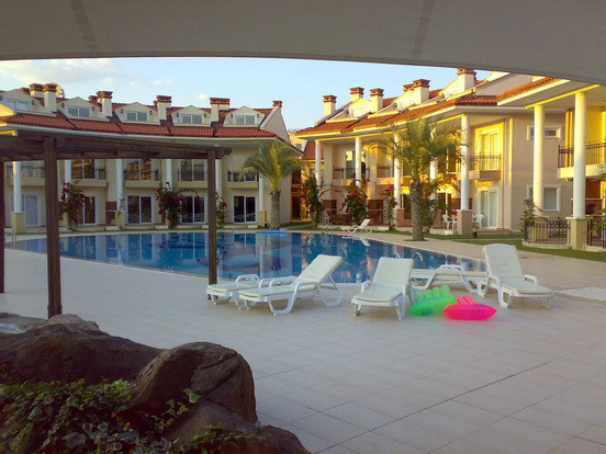Main Communal Pool