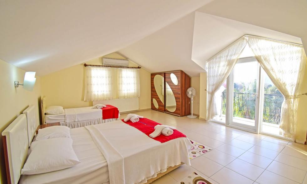 Bedroom Four has En-Suite