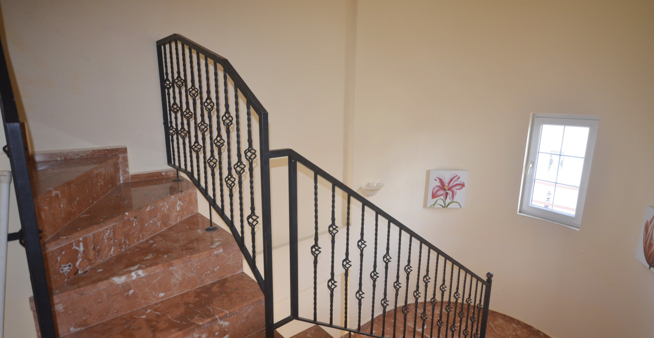 Marble Entrance Stairs