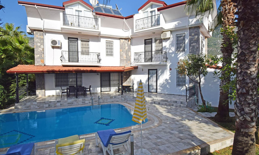 Substantial Villa, Perfect for Families