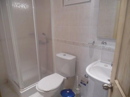Bathroom One, First Floor