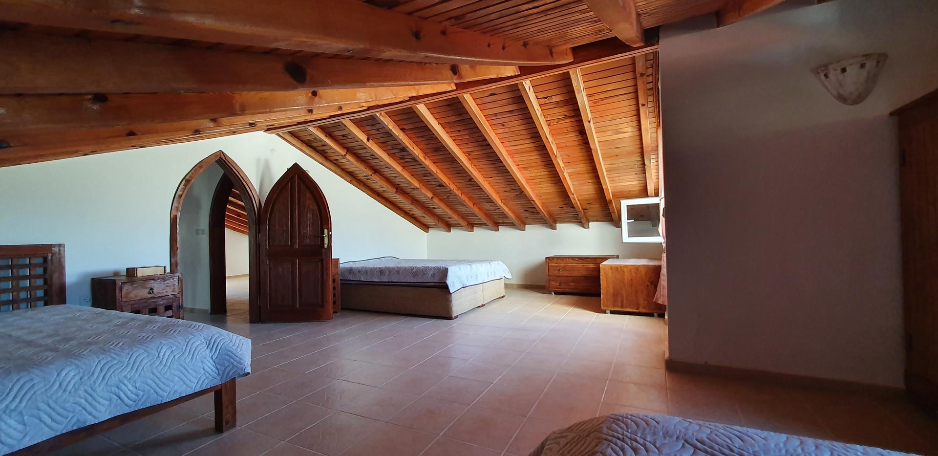Bedroom four (sleeps 5)