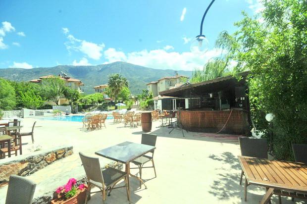 Poolside Terrace Bar