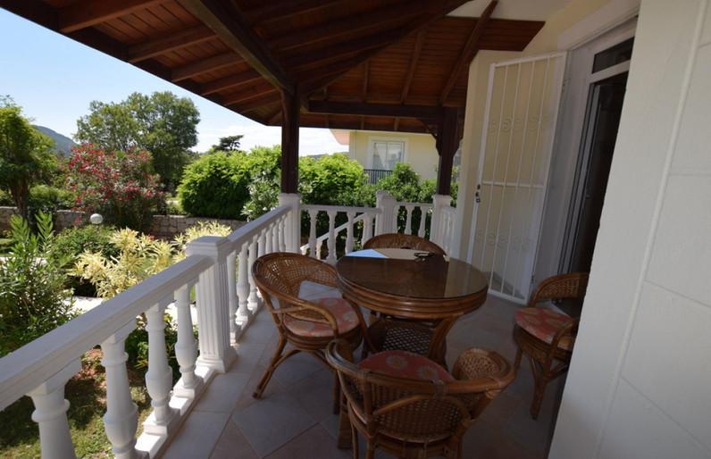 Terrace Balcony off Lounge