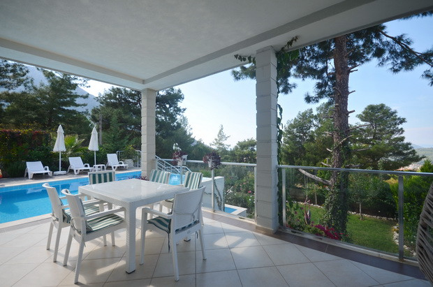 Lounge Balcony Terrace