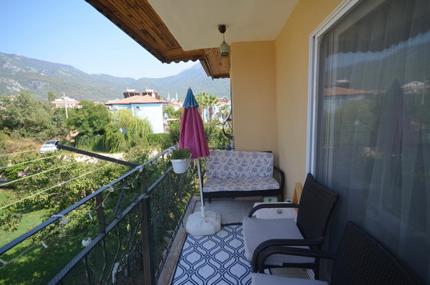 Lounge Balcony, East Facing