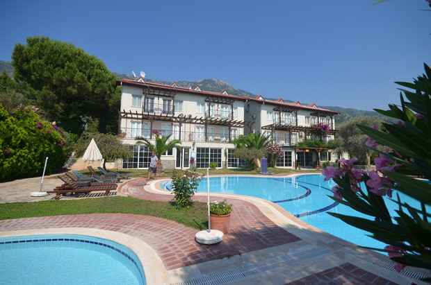 A Lovely Complex in Ovacik