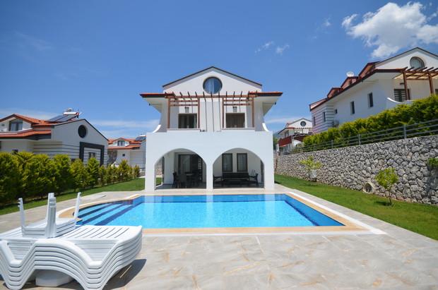 South Facing Villa