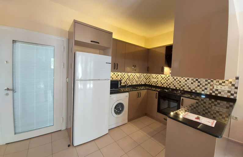 Entrance into Kitchen