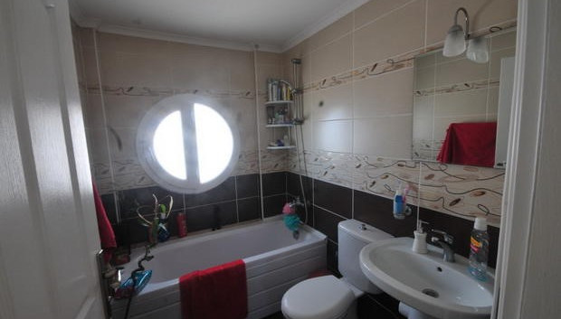 Bathroom Two, First Floor